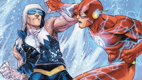 Superhero Origins: Captain Cold