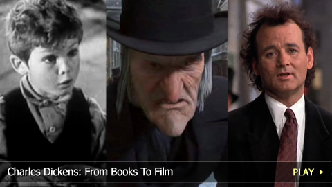 Charles Dickens: From Books To Film