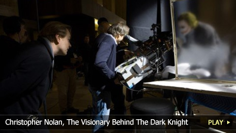 Christopher Nolan: The Visionary Behind The Dark Knight and Inception