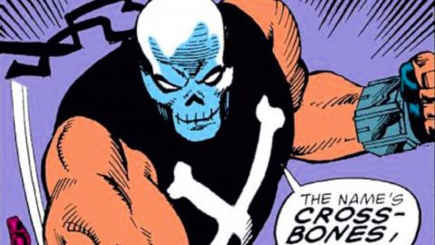 Comic Book Origins: Crossbones