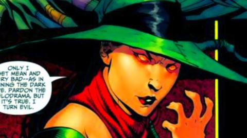Supervillain Origins: The Enchantress