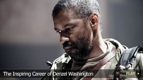 The Inspiring Career of Denzel Washington