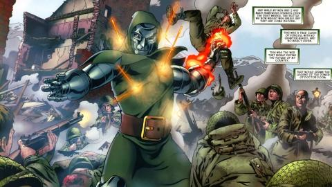 Supervillain Origins: Doctor Dooms (Redux)