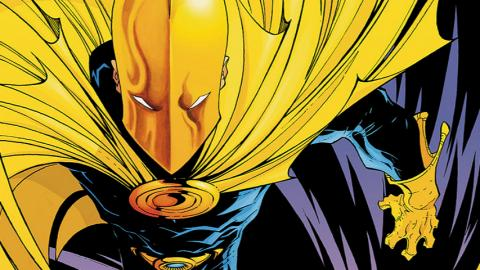Superhero Origins: Dr. Fate