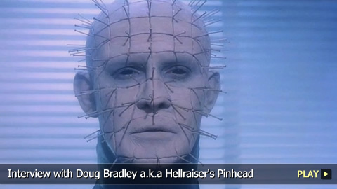 Interview with Doug Bradley a.k.a Hellraiser's Pinhead