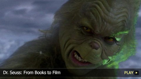Dr. Seuss: From Books to Film