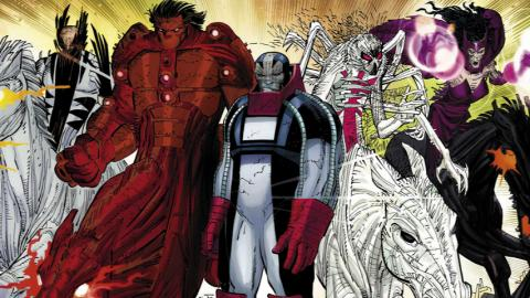 Supervillain Origins: The Four Horsemen of Apocalypse