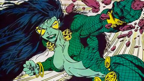 SuperVillain/Hero Origins: Gamora