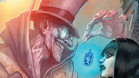 Supervillain Origins: Gentleman Ghost