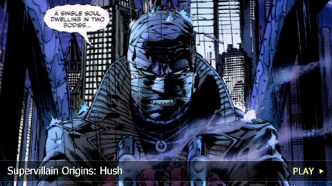 Supervillain Origins: Hush