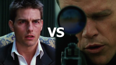 Jason Bourne VS. Ethan Hunt