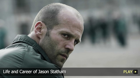 The Career of Action Star Jason Statham: From The Transporter to The Expendables