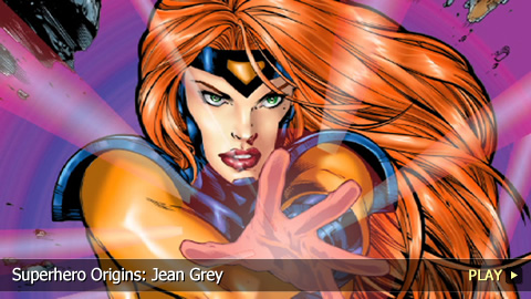 Superhero Origins: Jean Grey