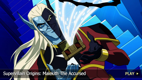 Supervillain Origins: Malekith The Accursed