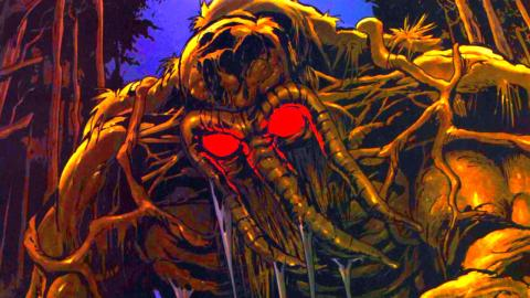Comic Book Origins: Man Thing