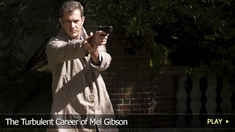 The Turbulent Career of Mel Gibson