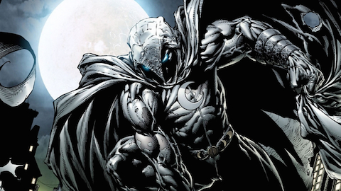 Superhero Origins: Moon Knight