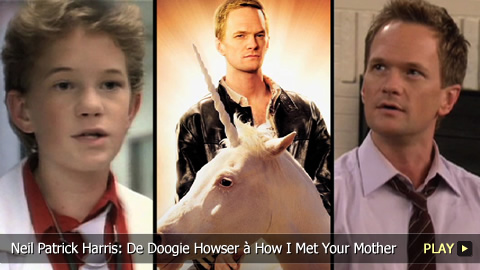 Neil Patrick Harris: De Doogie Howser à How I Met Your Mother