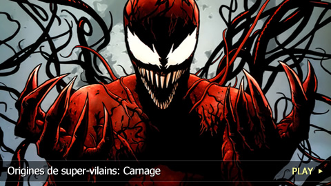 Origines de super-vilains: Carnage