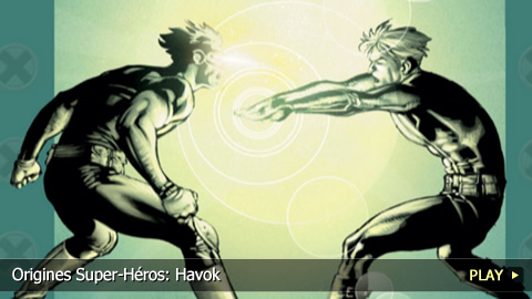 Origines Super-Héros: Havok
