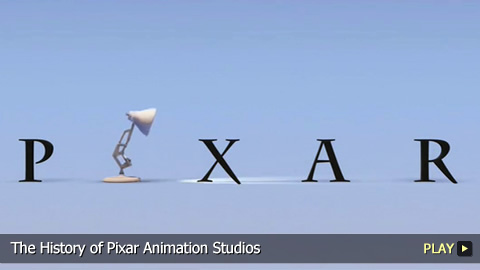 The History of Pixar Animation Studios