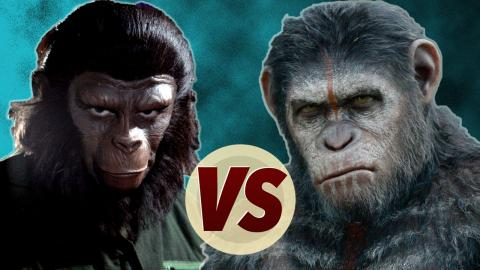 Planet Of The Apes: Original Vs New Franchise!