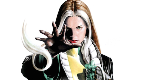 Superhero Origins: Rogue of the X-Men