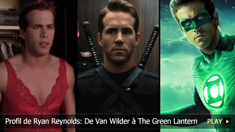 Profil de Ryan Reynolds: De Van Wilder à The Green Lantern