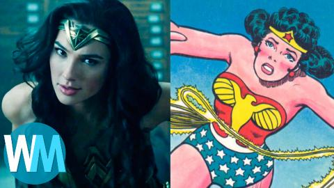 Secret Origins: Wonder Woman