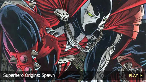 Superhero Origins: Spawn