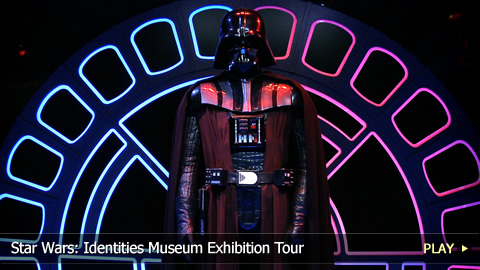 Star Wars: Identities Museum Exhibition Tour