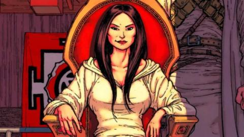 Comic Book Origins: Talia Al Ghul
