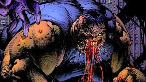 Supervillain Origins: The Blob