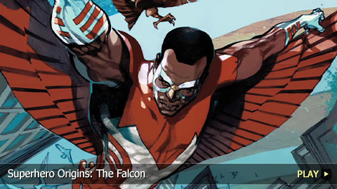 Superhero Origins: The Falcon
