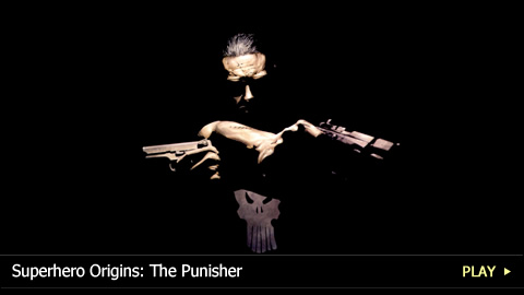 Superhero Origins: The Punisher