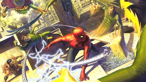 Supervillain Origins: The Sinister Six