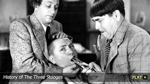 History of The Three Stooges