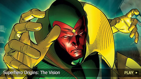 Superhero Origins: The Vision