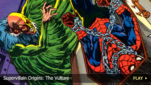 Supervillain Origins: The Vulture
