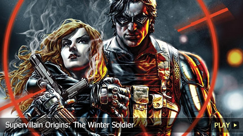 Supervillain Origins: The Winter Soldier
