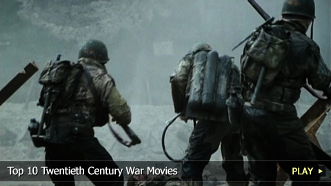 Top 10 Twentieth Century War Movies
