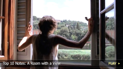 Top 10 Notes: A Room with a View