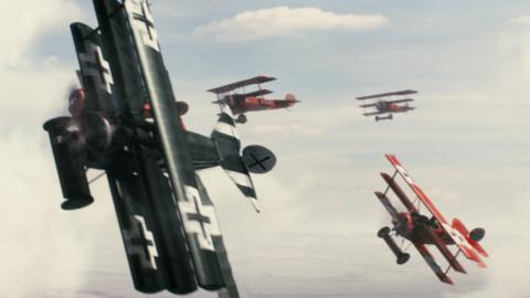 Top 10 Aerial Movie Dogfights