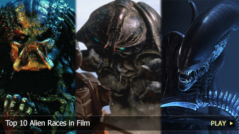 Top 10 Alien Races in Film