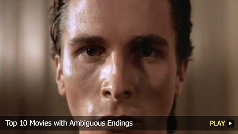 Top 10 Movies with Ambiguous Endings