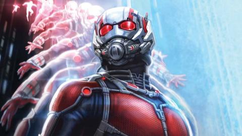 Top 10 Ant-Man Movie Facts