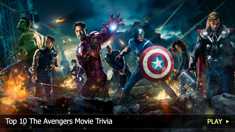 Top 10 The Avengers Movie Trivia