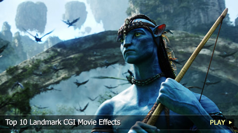 Top 10 Landmark CGI Movie Effects