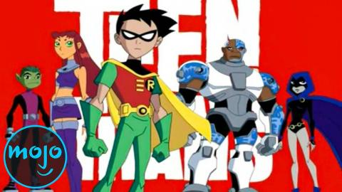 Top 10 Greatest DC Superhero Teams
