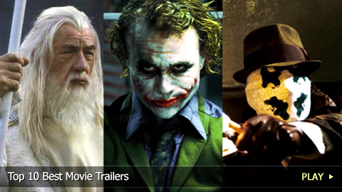 Top 10 Best Movie Trailers